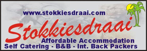 Stokkiesdraai self catering and backpackers
